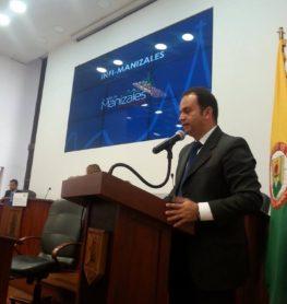 Andrés Mauricio Grisales Gerente Infi-Manizales