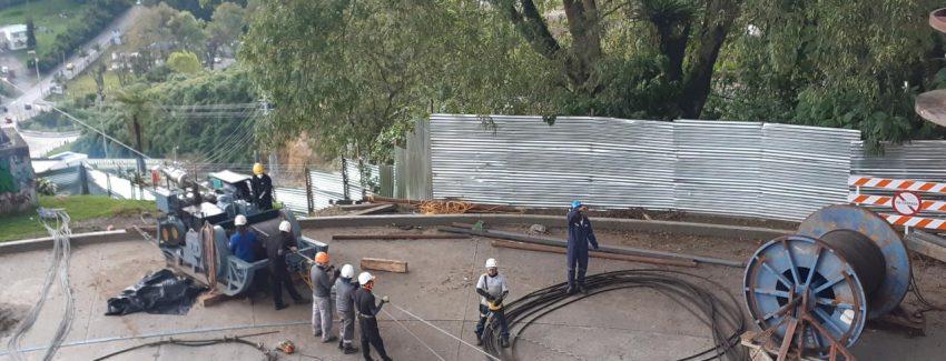 Desmonte Cable Yarumos