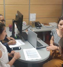 Daniela Riascos, María José Bustamante, Paulina Morales
